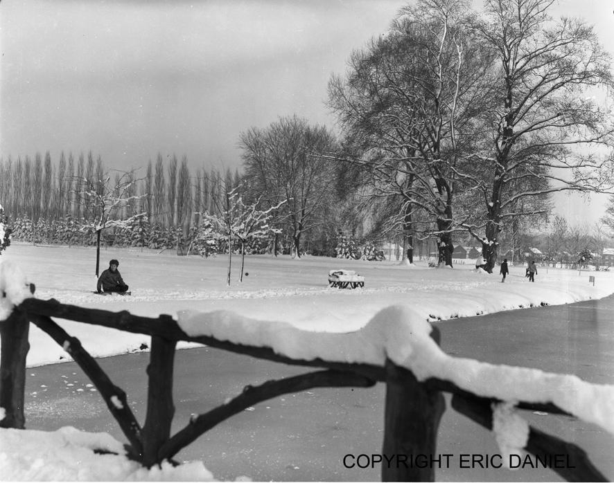 La neige sur le parc 20