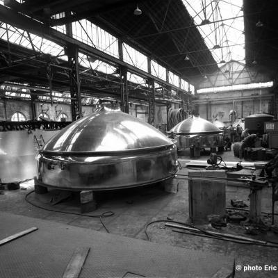 L'industrie du Hainaut