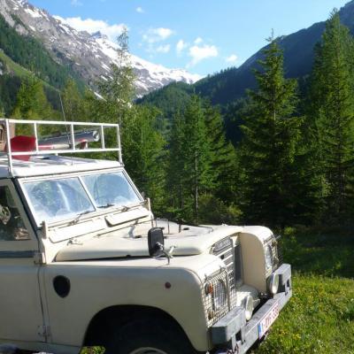 Ballade en Land Rover