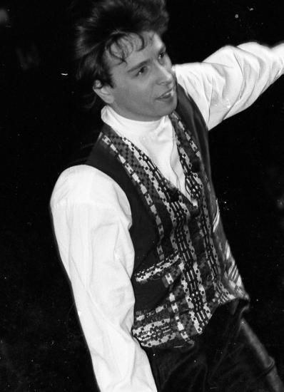 Pirette, Mons Mai 1990 photo daniel